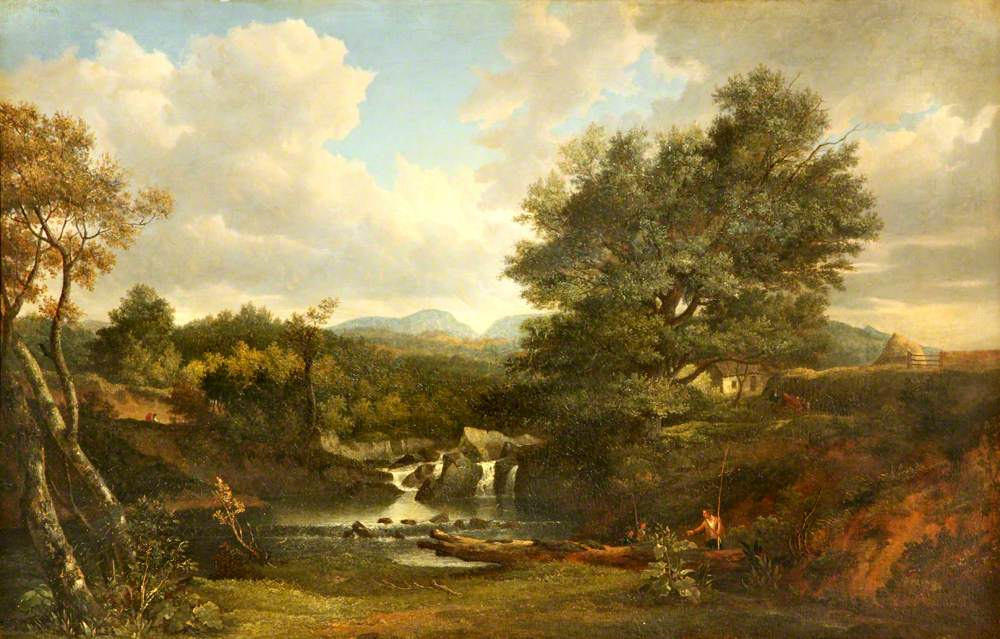 The Miller's Linn, Inveraray