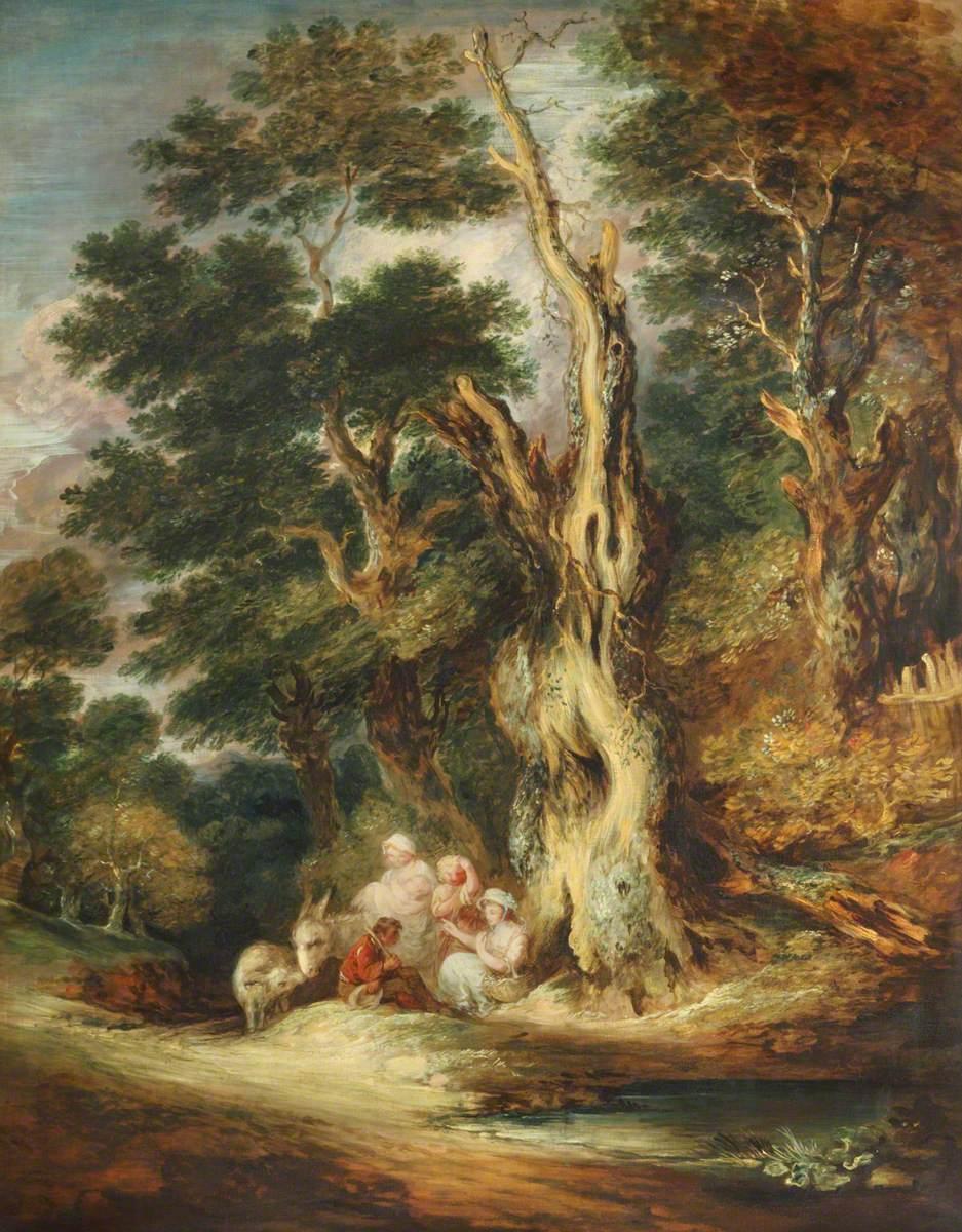 The Gadshill Oak