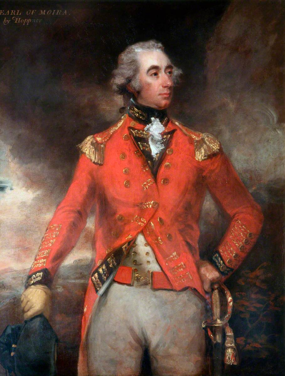 Francis Rawdon-Hastings (1754–1826), 2nd Earl of Moira