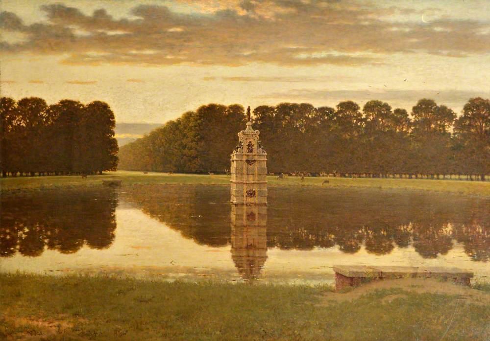 Midsummer Morn, Bushy Park