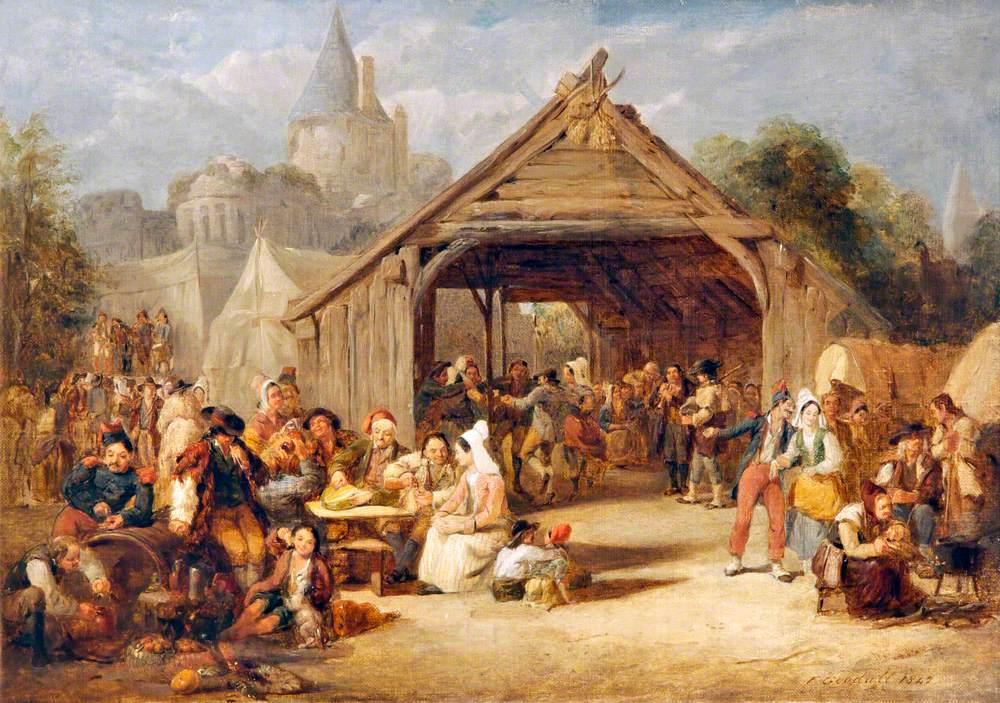 Fair at Fougères