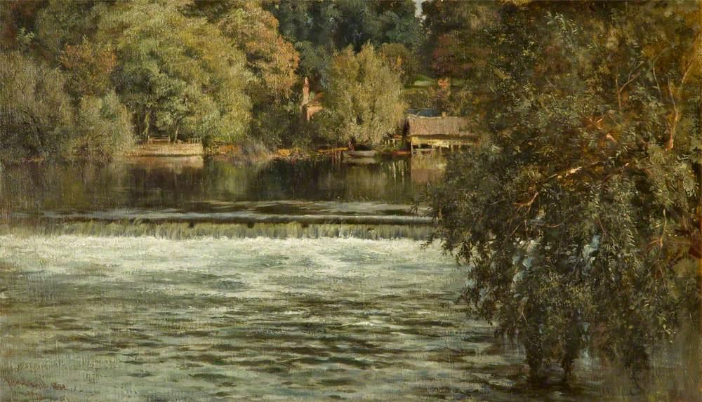 Sonning Weir