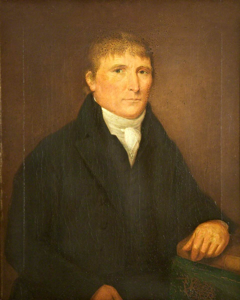Oliver Holt of Rochdale (d.1829)