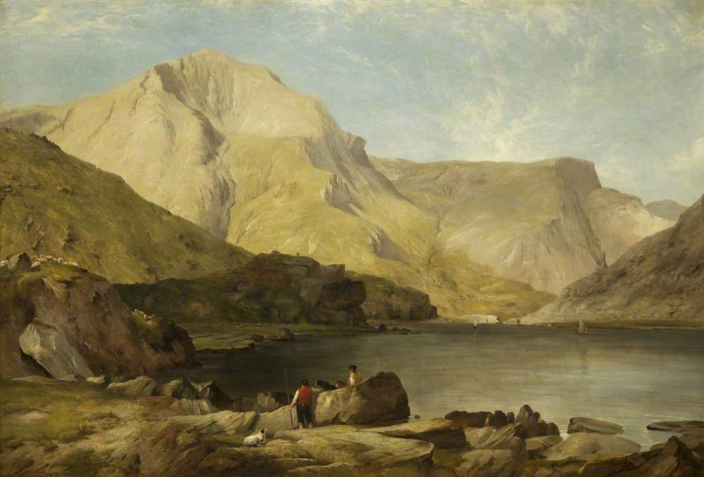 The Ogwen Lake
