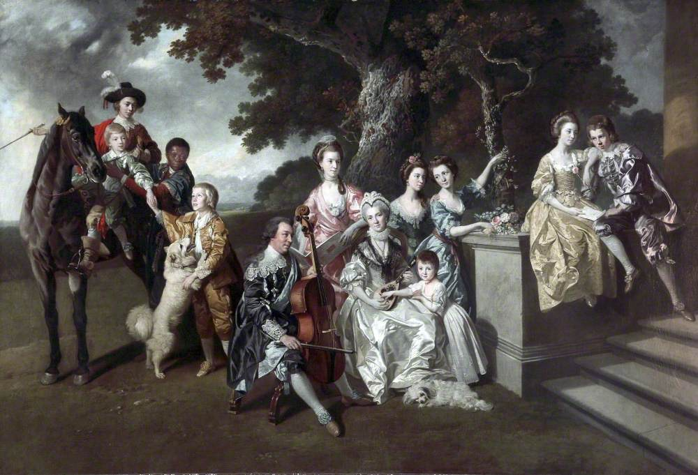 The Family of Sir William Young