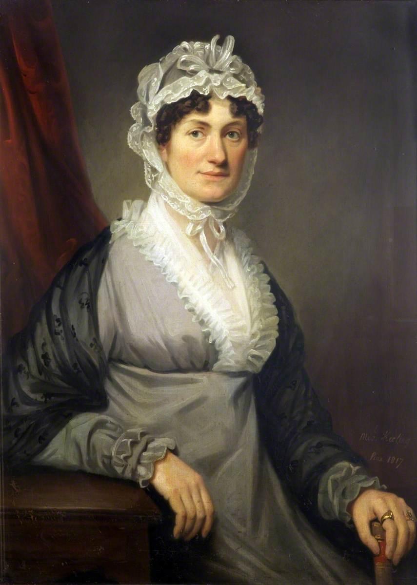 Mrs Catherine Morey (b.c.1777)