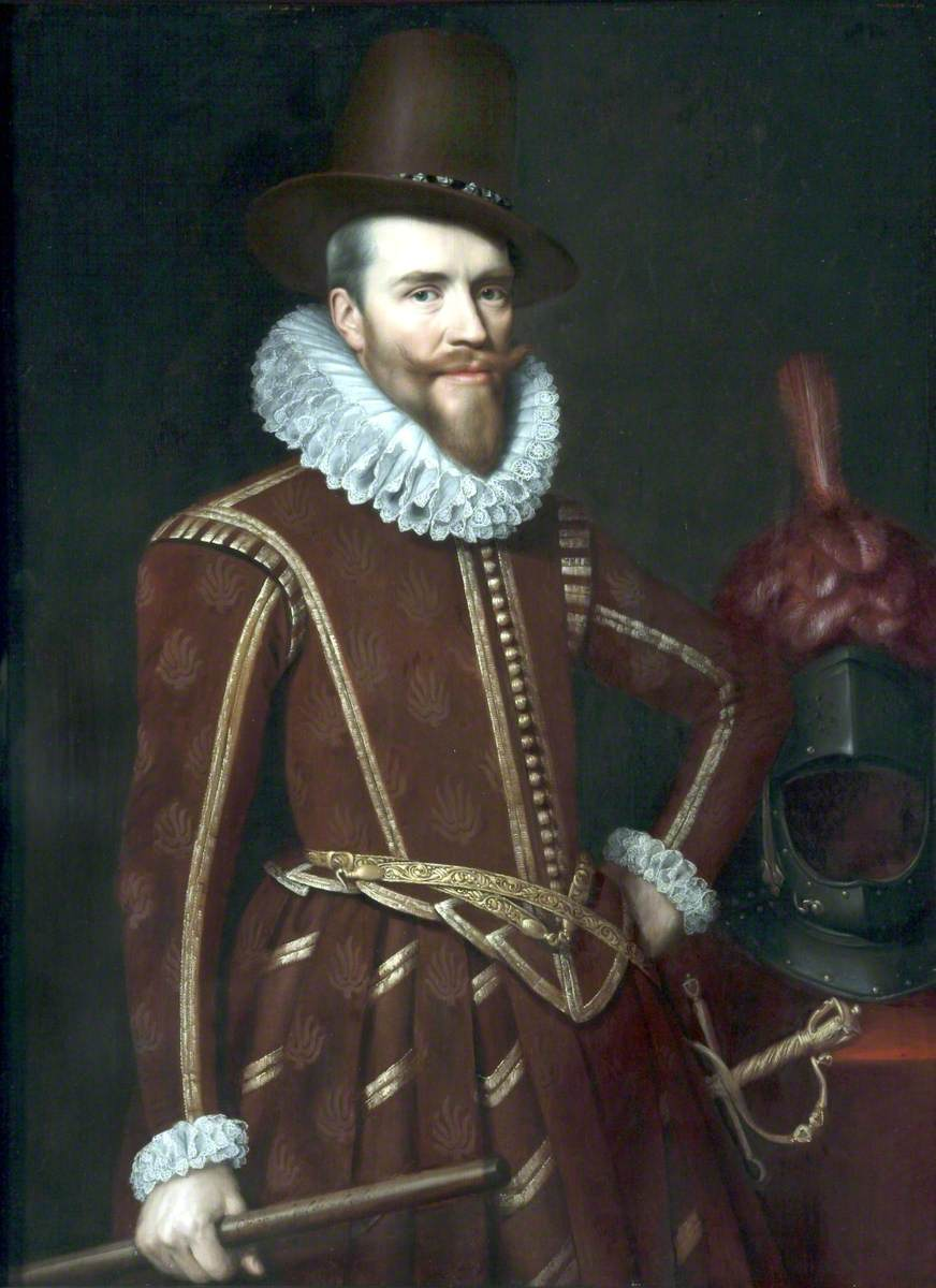 Sir Edward Cecil (1572–1638), Viscount Wimbledon