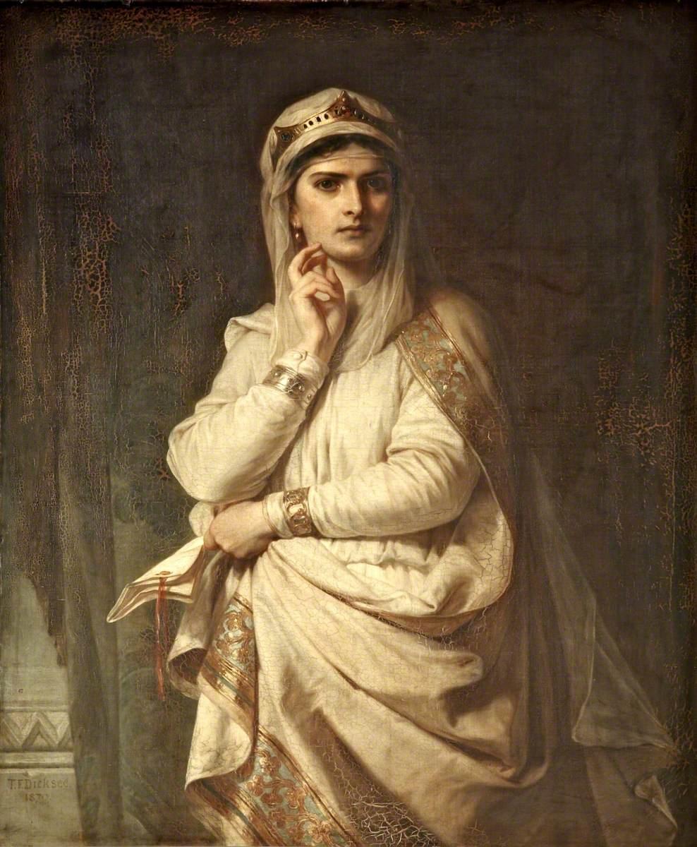 Ideal Portrait of Lady Macbeth