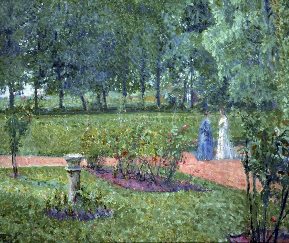 The Garden, Garth House