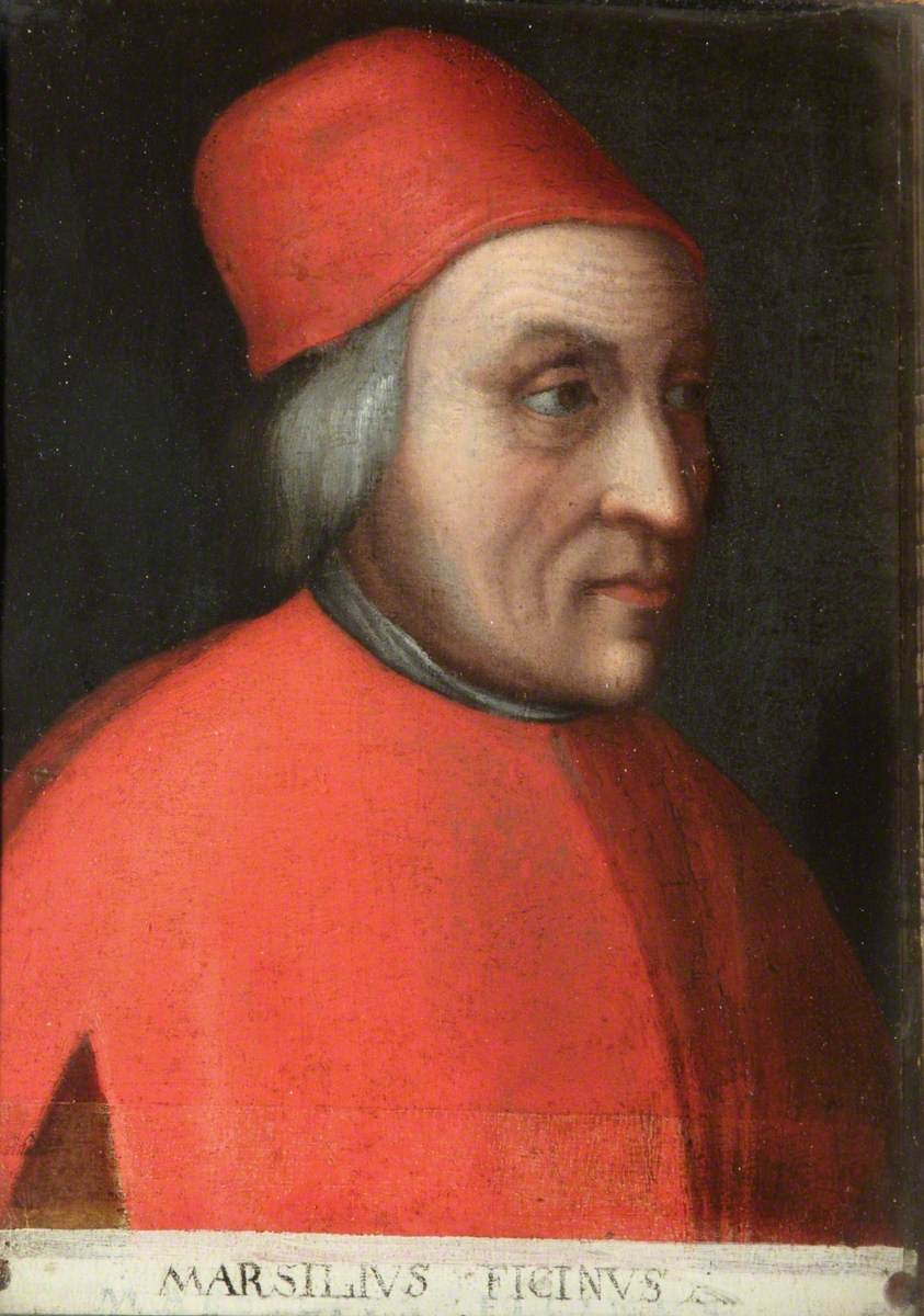 Marsilio Ficino (1433–1499)