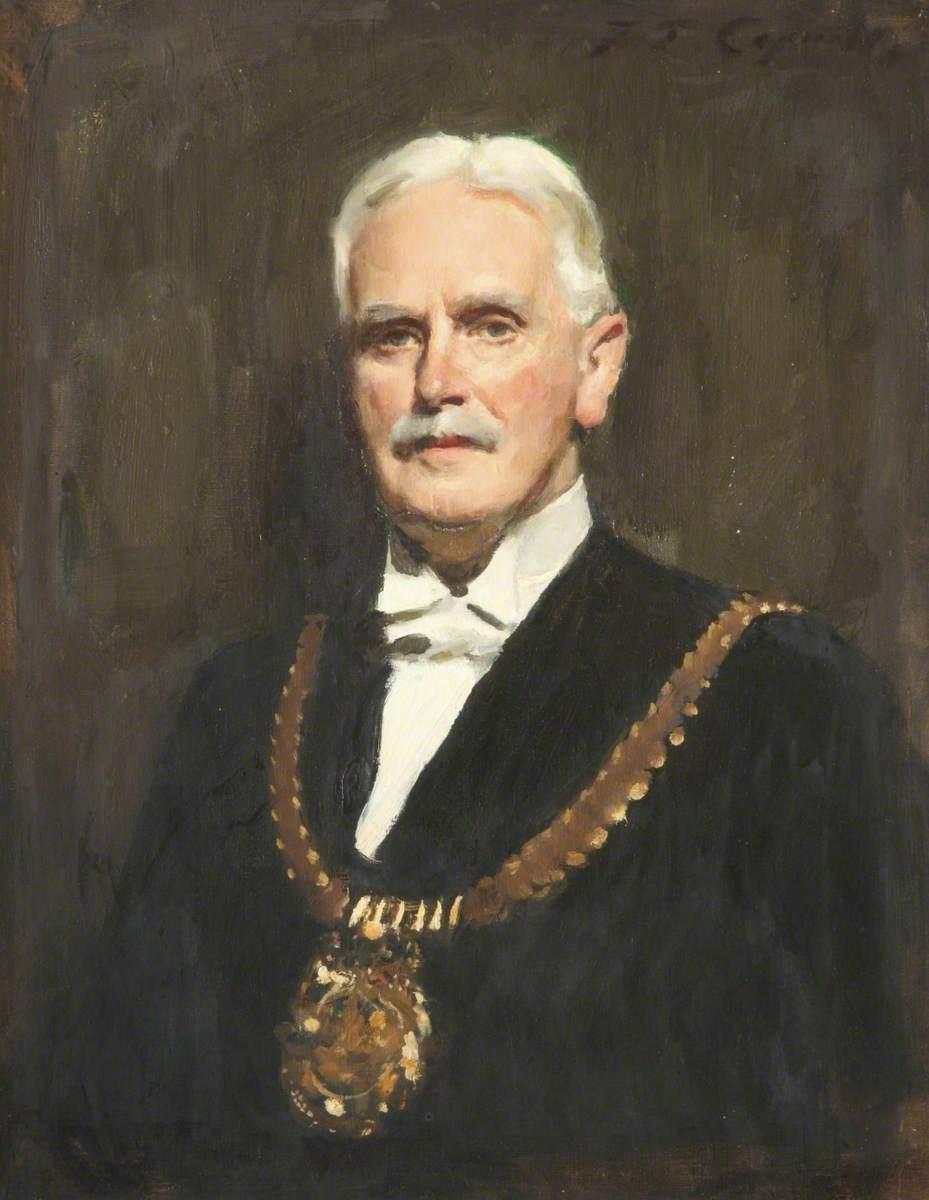 Alderman William Denton (1865–1946), Mayor of Liverpool