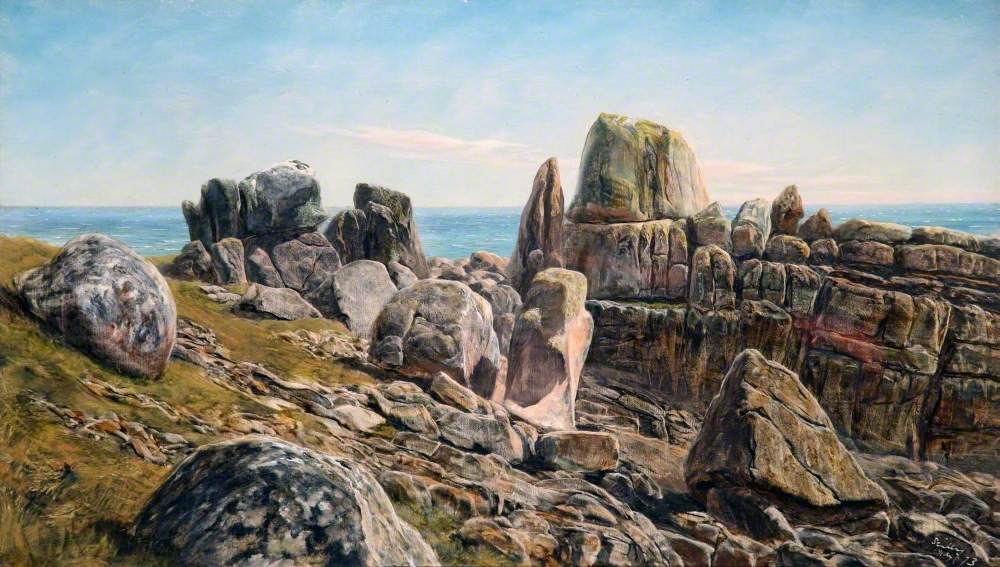 Rocks, Scilly