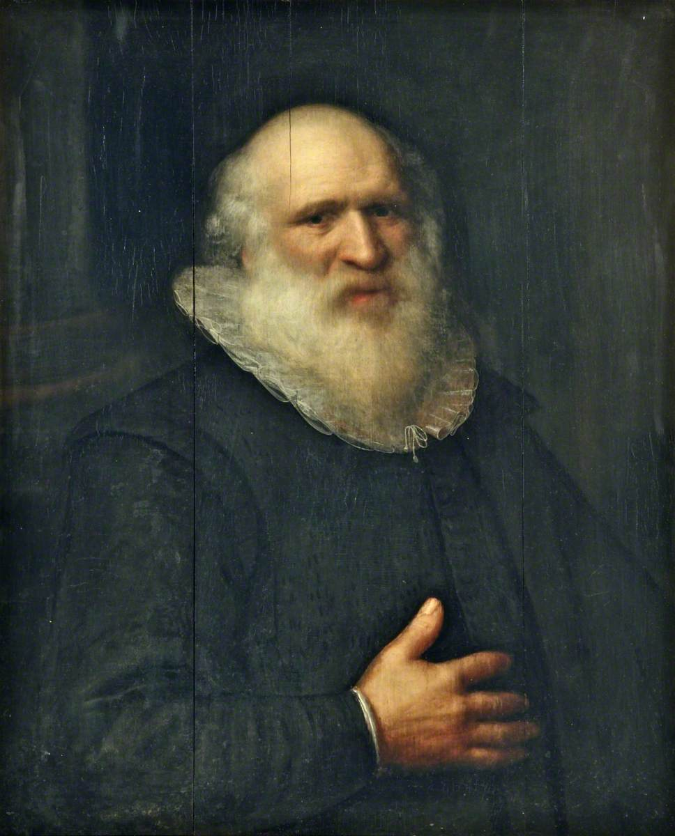 Portrait of a Burgomaster