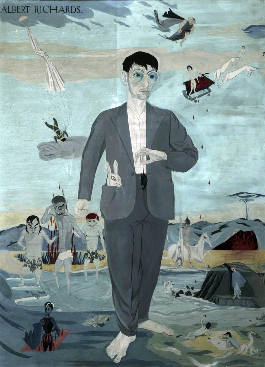 The Seven Legends: Self Portrait