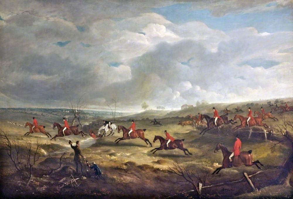The Quorn Hunt