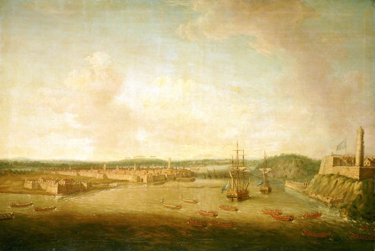 The Capture of Havana, 1762: Taking the Town, 14 August