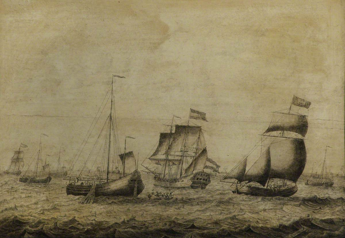 Dutch Herring Fishery