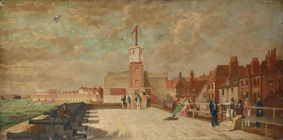 The Battery, Portsmouth