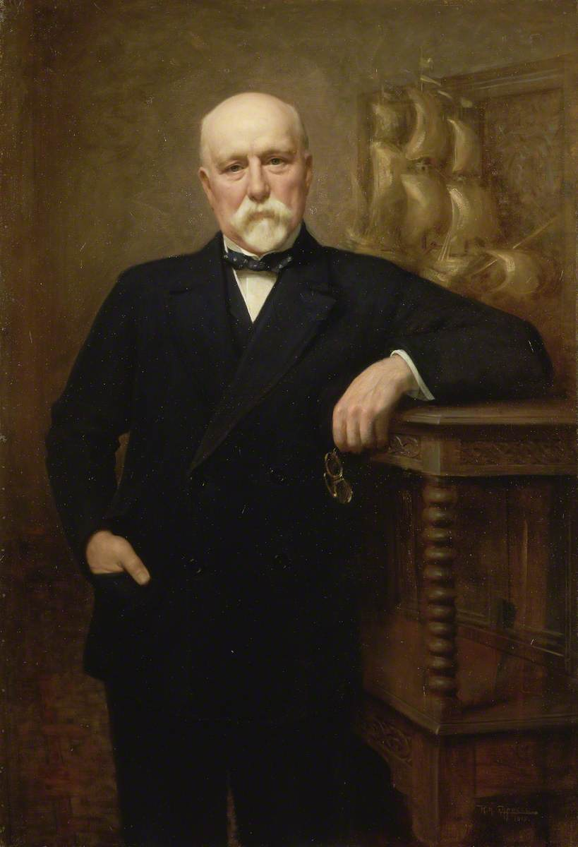 Sir Walter Runciman (1847–1937)
