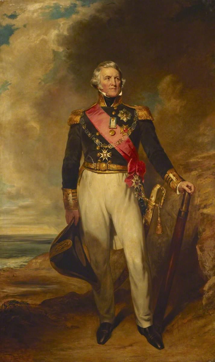 Admiral Sir Philip H. Calderwood Durham (1763–1845)