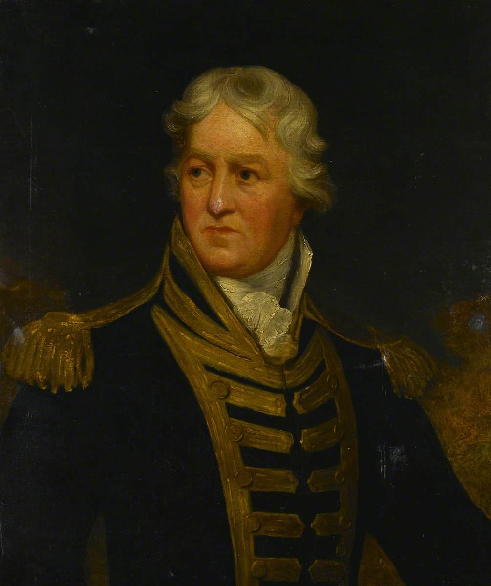 Admiral Charles Middleton (1726–1813), Later Lord Barham