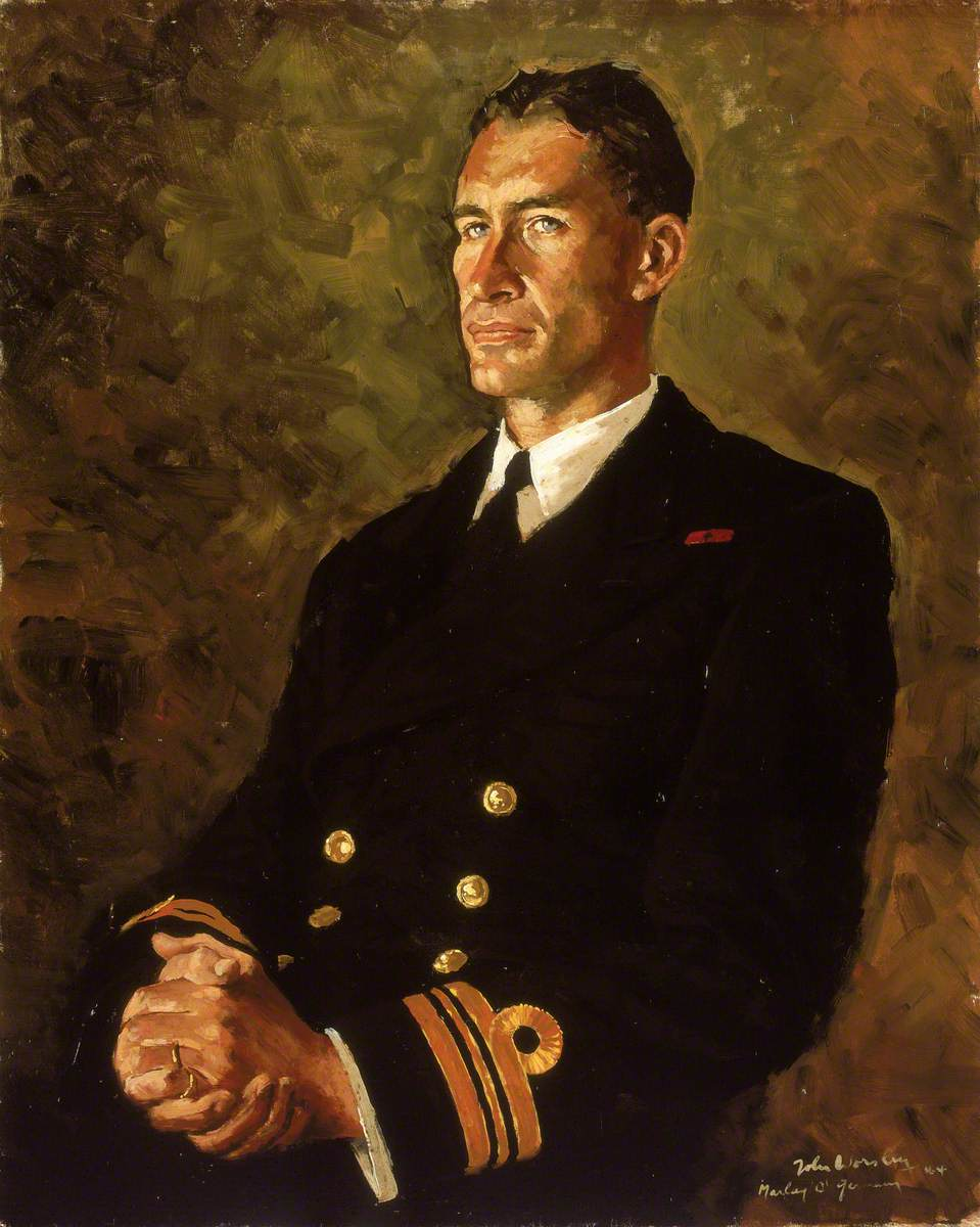 Lieutenant Commander Stephen Halden Beattie (1908–1975)