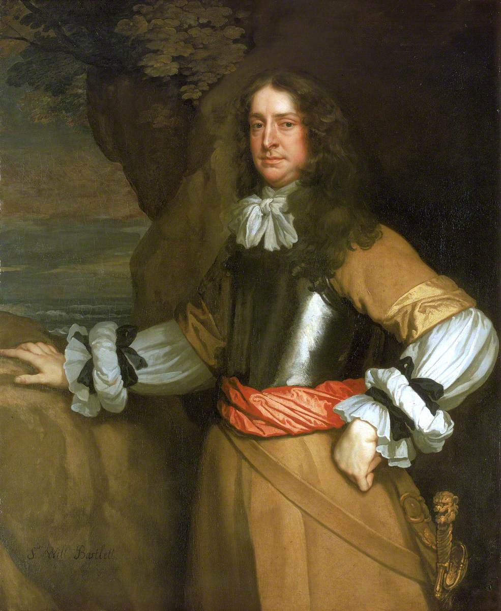 Flagmen of Lowestoft: Vice-Admiral Sir William Berkeley (1639–1666)