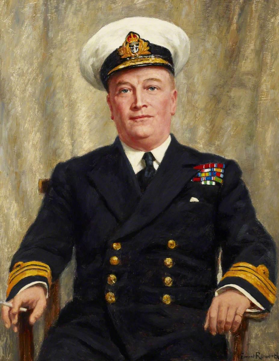 Admiral Sir Robert Burnett (1887–1959)