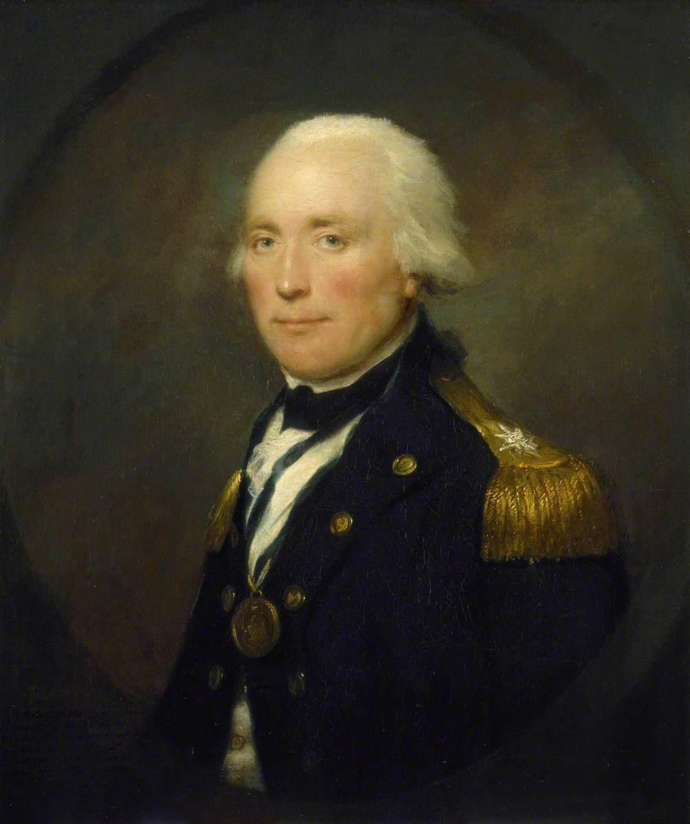 Rear Admiral Sir Robert Calder (1745–1815)