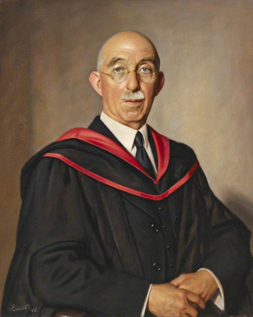 Sir Geoffrey Callender (1875–1946), First Director of the National Maritime Museum