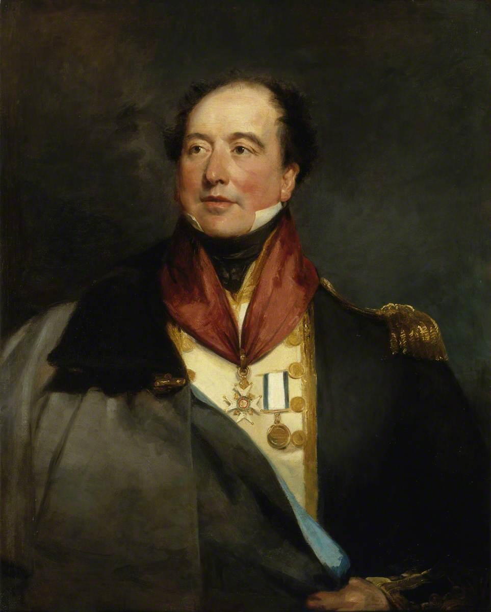 Captain Sir Christopher Cole (1770–1836)