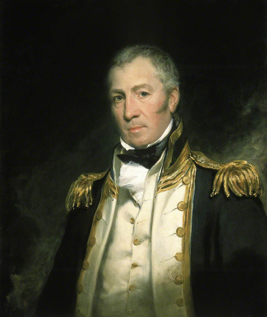 Captain Peter Heywood (1773–1831)