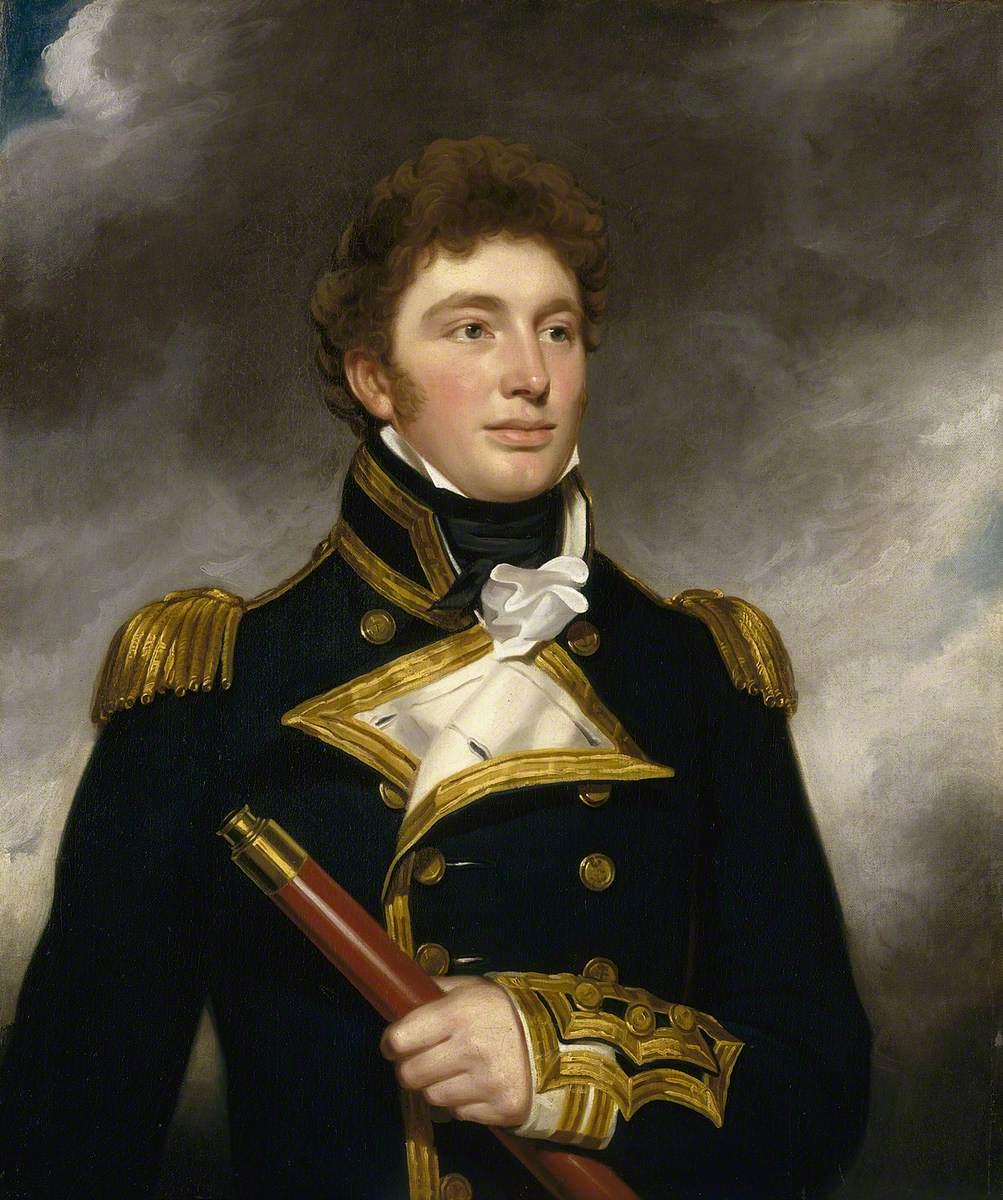 Commander or Captain John Walter Roberts (1792–1845)