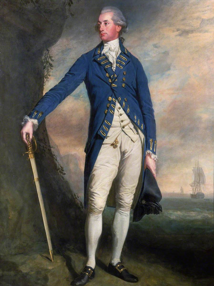 Captain Sir George Montagu (1750–1829)