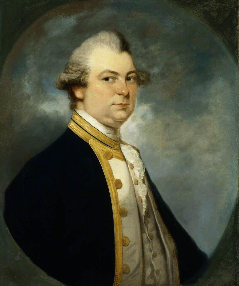 Captain Constantine John Phipps (1744–1792), 2nd Baron Mulgrave