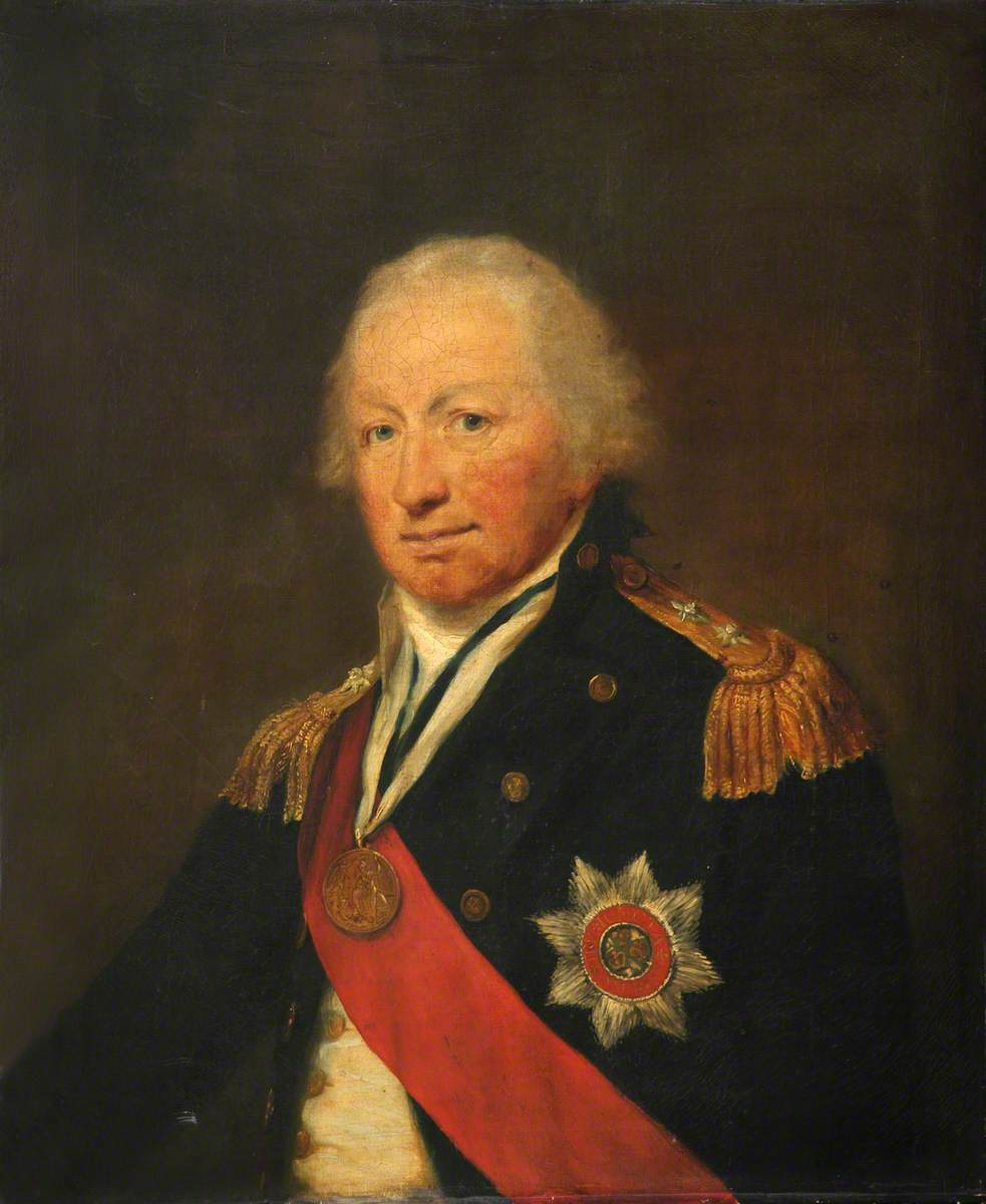 Vice-Admiral Sir Richard Onslow (1741–1817)