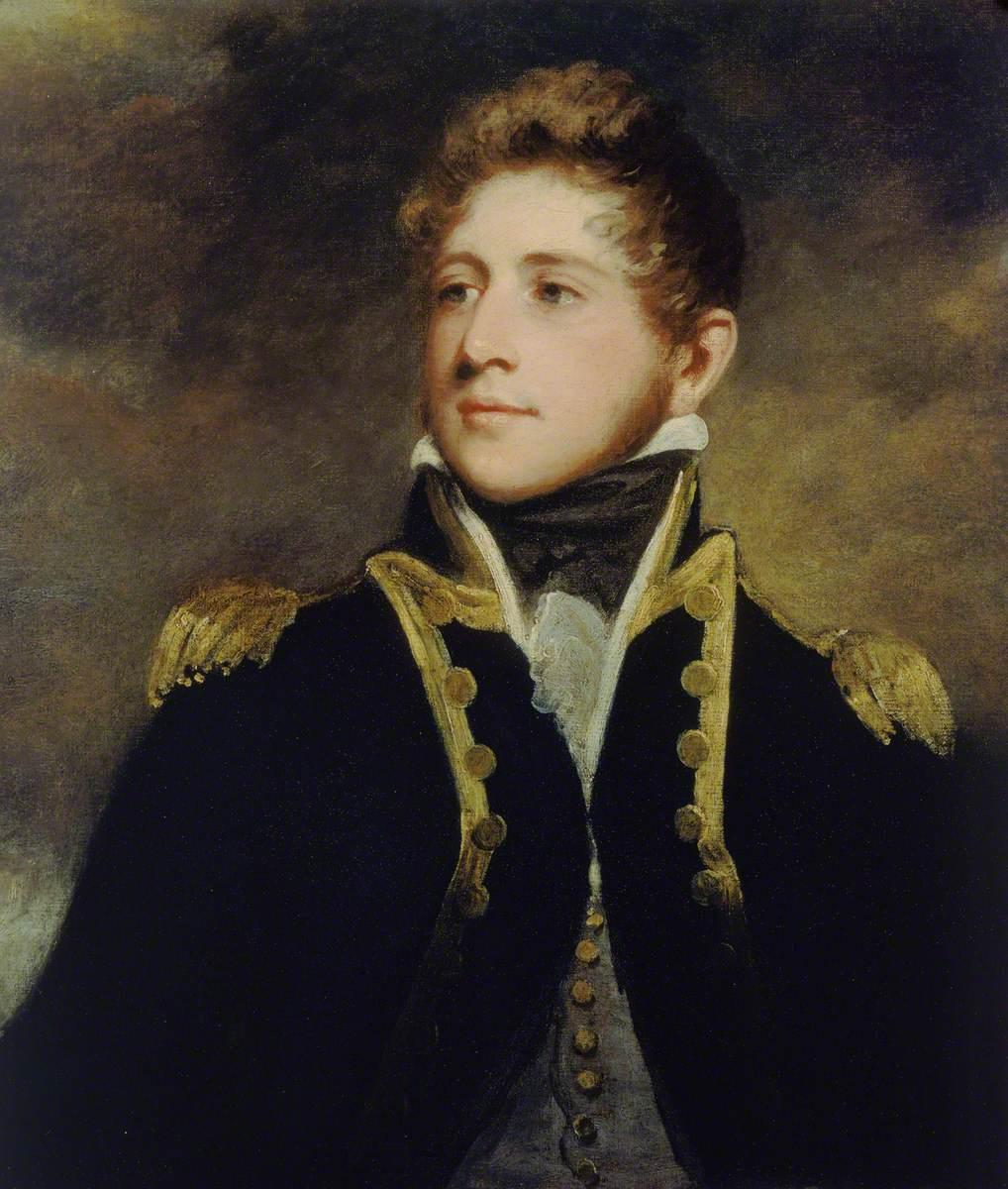 Captain Peter Parker (1785–1814)