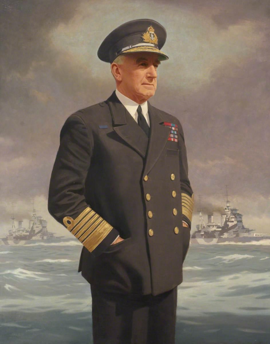 Sir Dudley Pound (1877–1943)