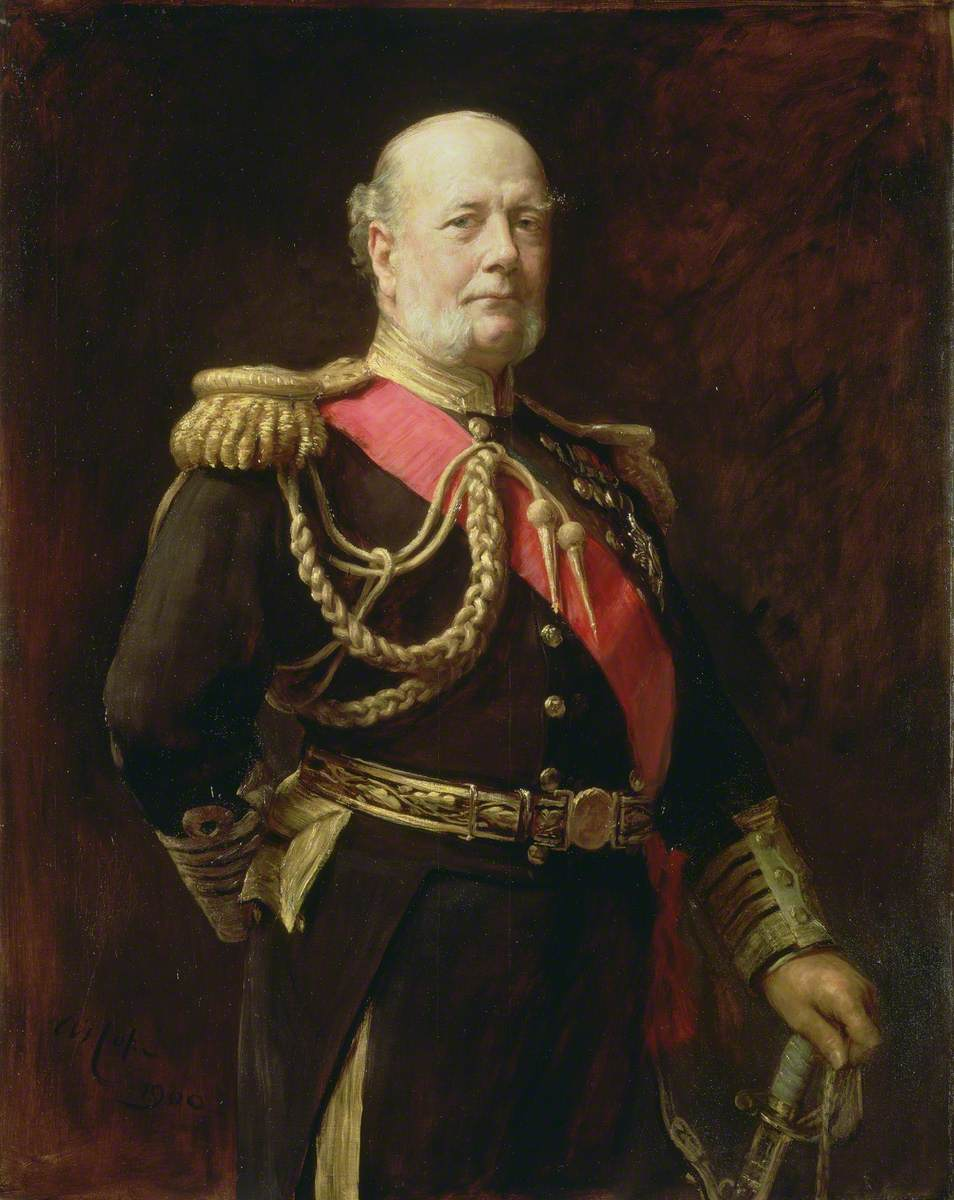 Admiral Sir Frederick Richards (1833–1912)