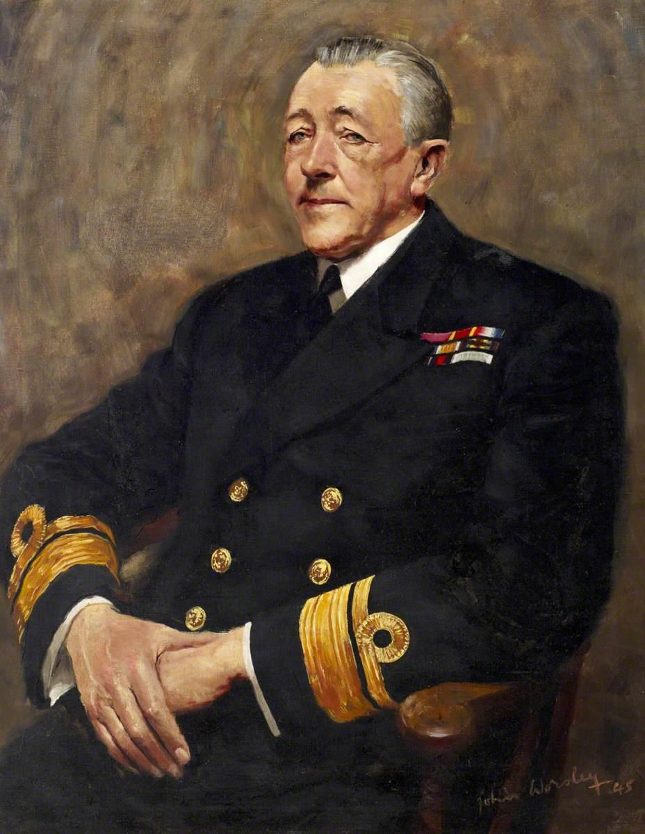 Sir Cloudesley Varyl Robinson (1883–1959)
