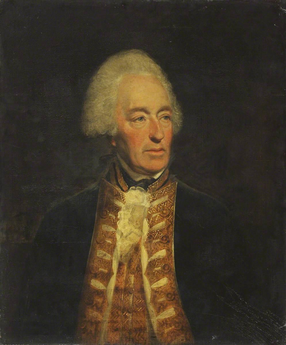 Admiral Robert Roddam (1719–1808)