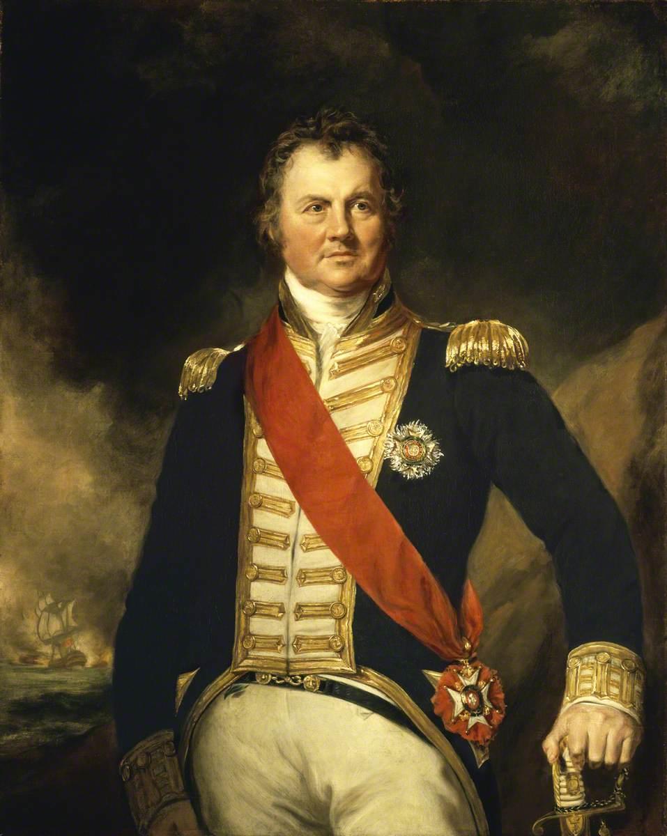 Admiral Sir Edward Thornborough (1754–1834)
