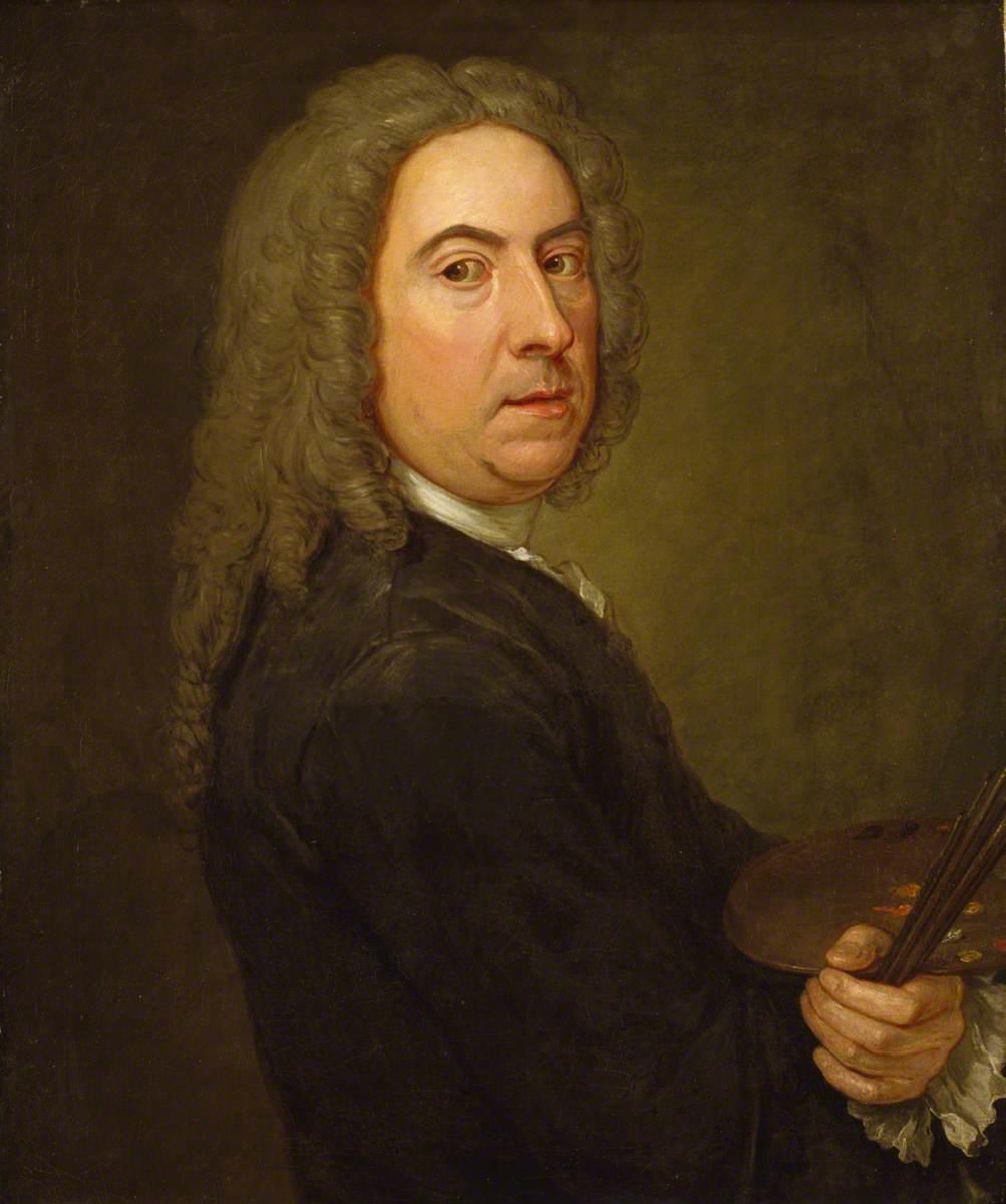Sir James Thornhill (1675–1734)