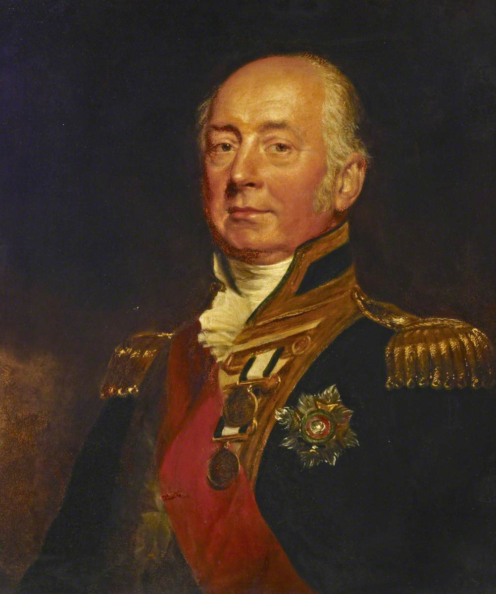 Vice-Admiral Sir James de Saumarez (1757–1836), 1st Baron de Saumarez