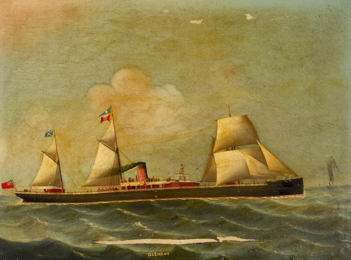 The Steamship 'Glenroy'