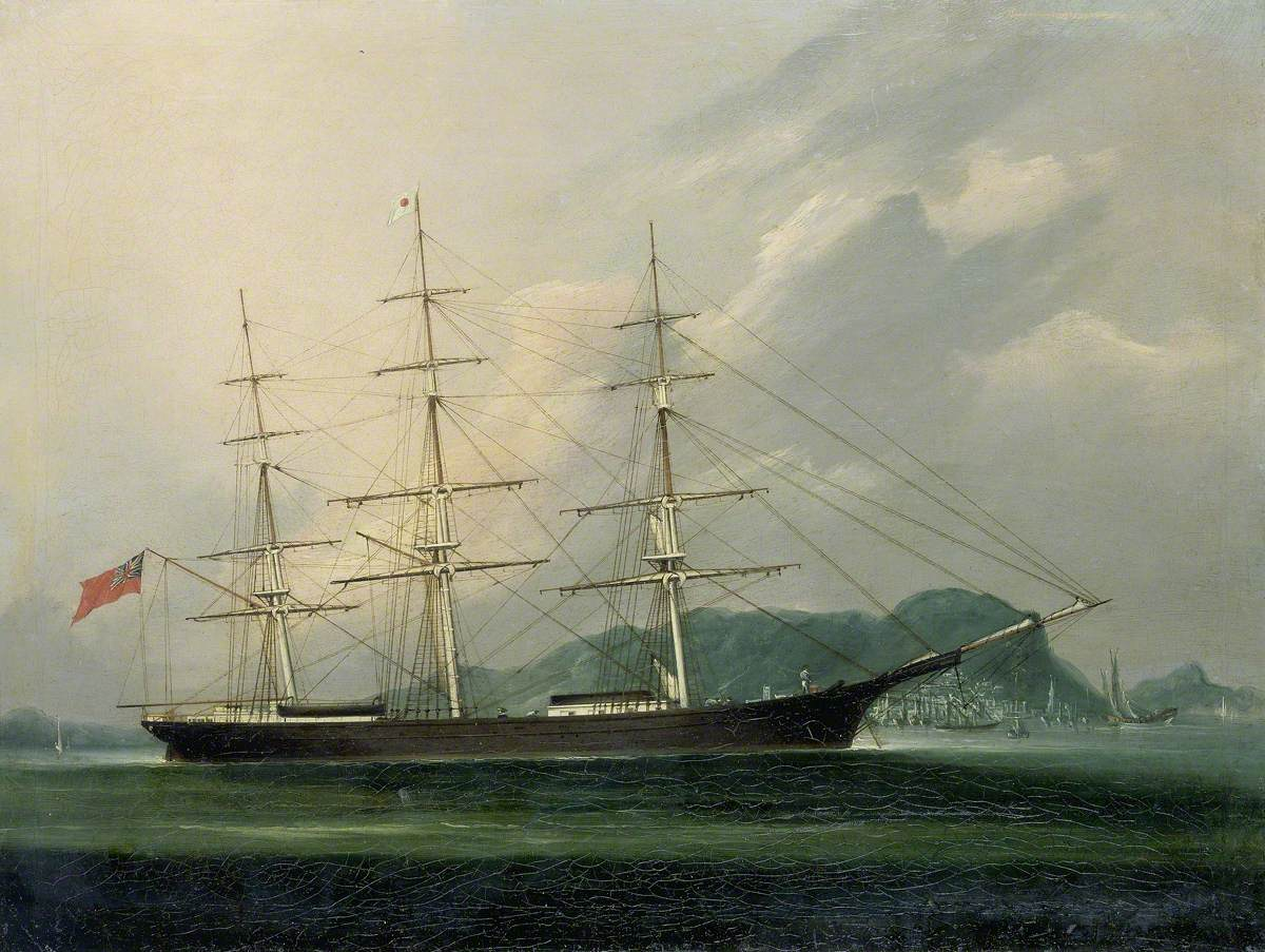 The Ship 'Moravian'