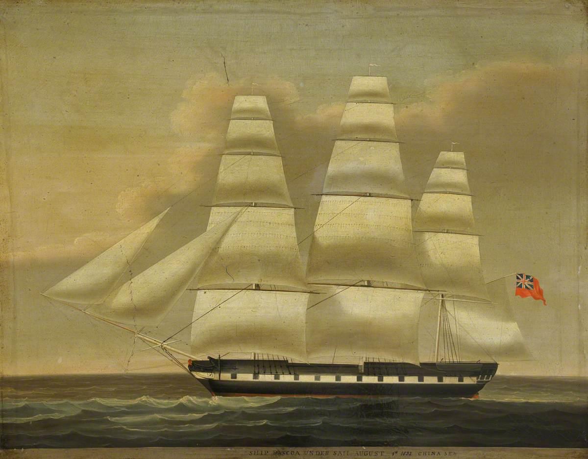 The Ship 'Pascoa'