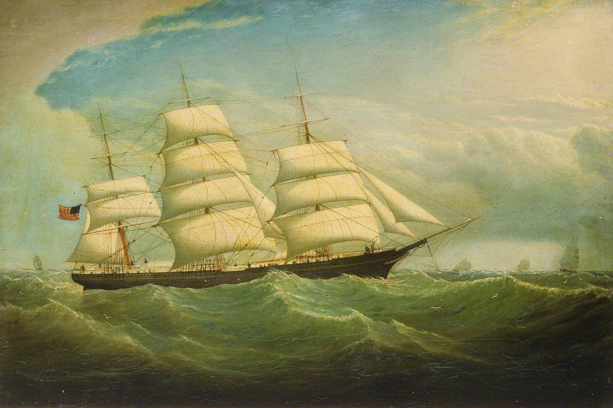 The Clipper 'William McGilvery'