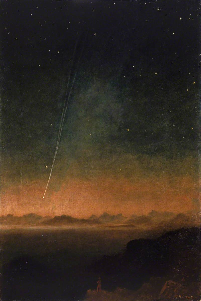 The Great Comet of 1843