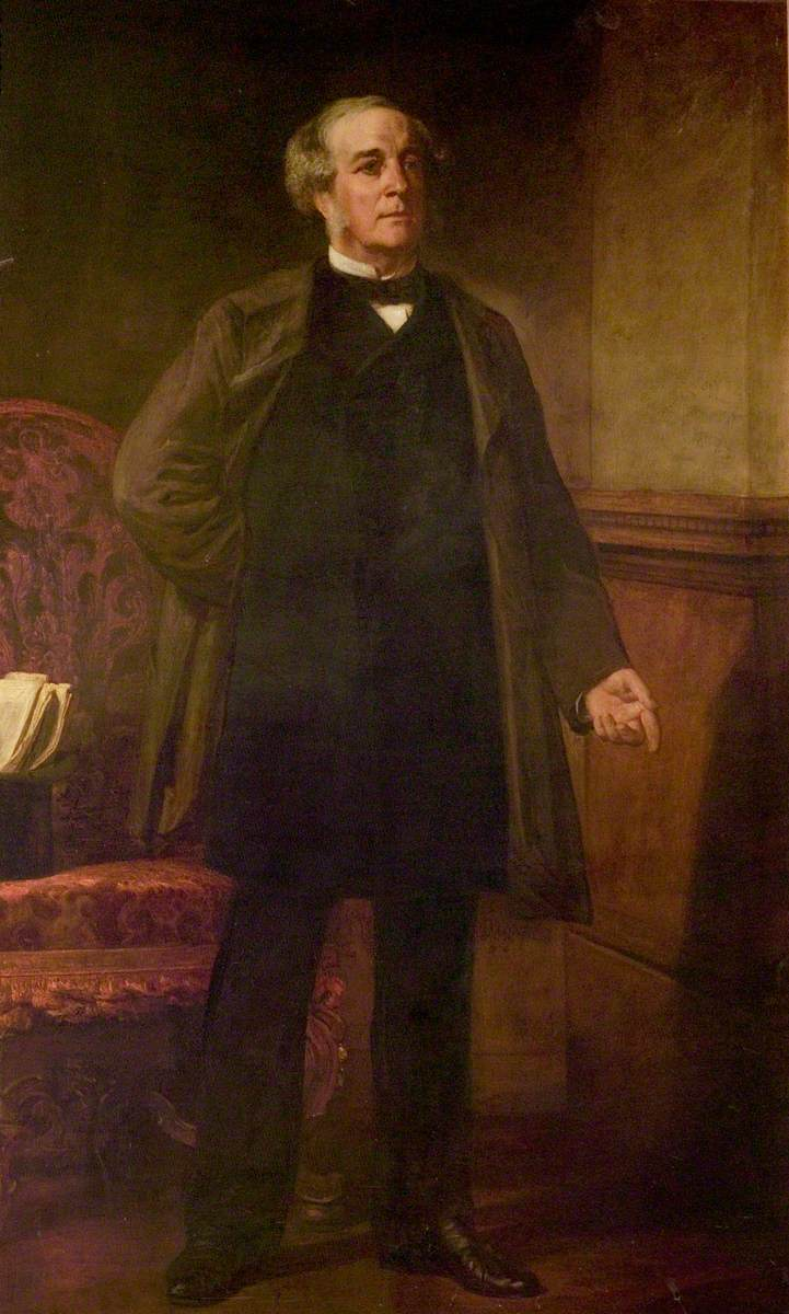 Samuel Morley (1809–1886), MP